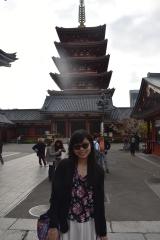 Majestic temple